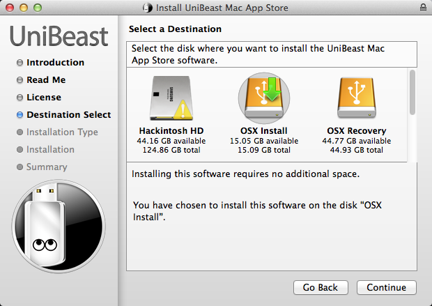 Building a Install and Recovery Drive for Your Hackintosh