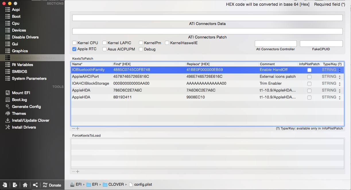 Insignia NS-PCY5BMA Bluetooth 4 0, Macintosh Yosemite 10 10 2, and