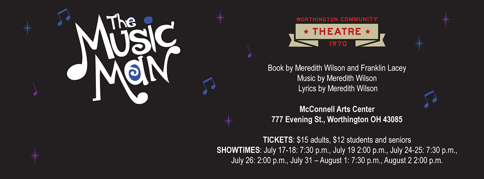 WCT Presents - The Music Man